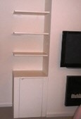 block shelves